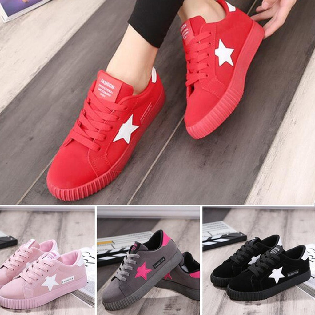 Baskets Soft Sneakers Star -  - Casual So'Fame