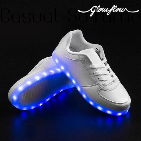 Glowflow Trainers With Led