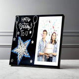 VAH Table Photo Frame / Wall Hanging for Home Décor Birthday Gift