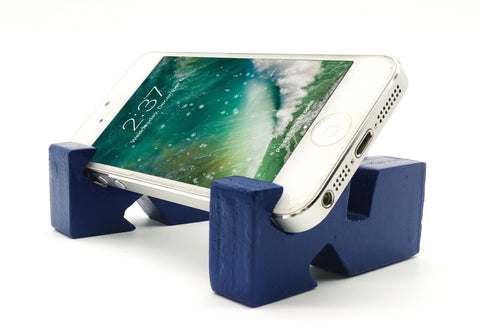 VAH various angles  Mobile Stand (Blue)
