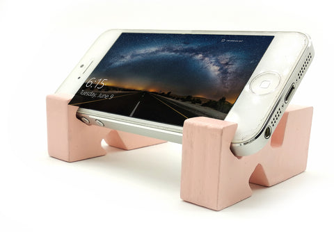 VAH various angles  Mobile Stand (Pink)