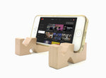 VAH various angles  Mobile Stand (Brown)