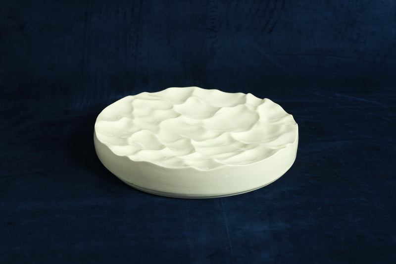 Large Fruit Tray Fruktiere - White