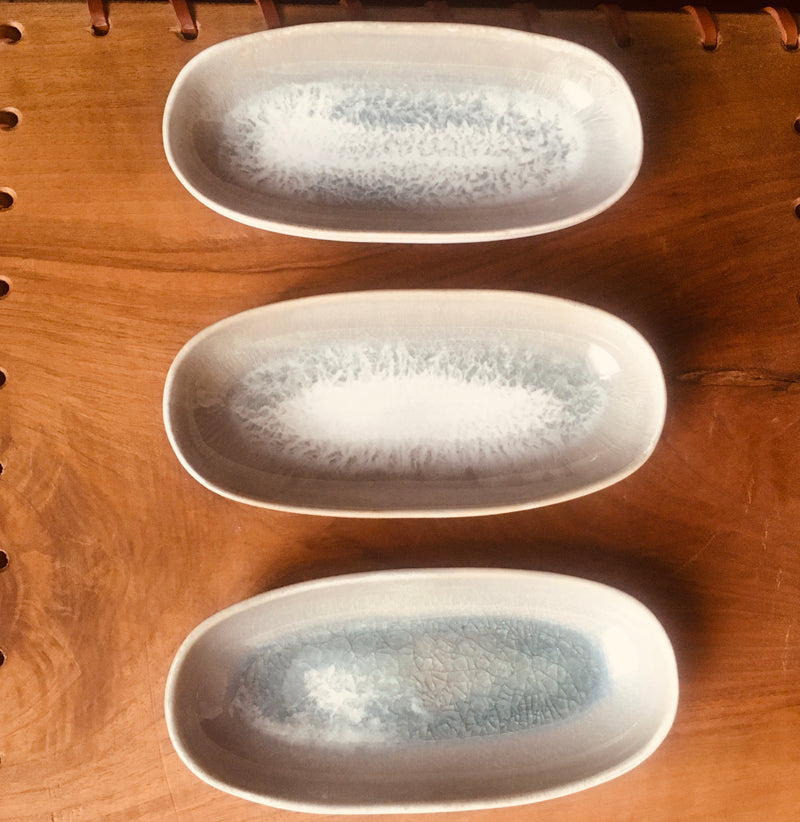 Mini Tapas - Soap - Jewelry Dish Grey