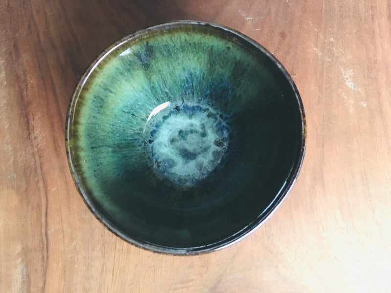Mini Dip Bowl - Emerald Rosé