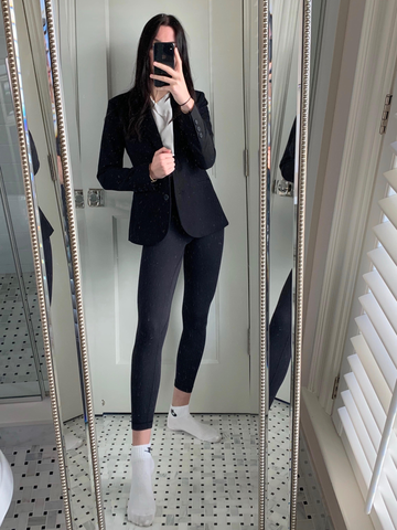 Law work from home outfit
