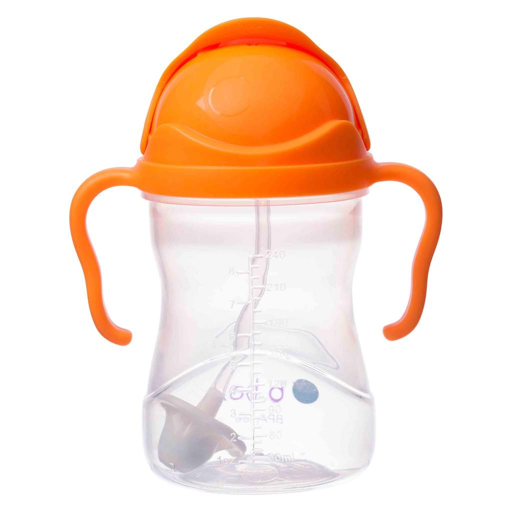 B.Box Sippy Cup NEON 2019 - Orange Zing
