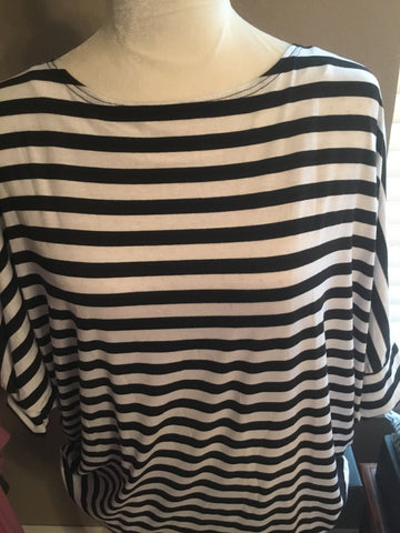 Striped Boutique Top