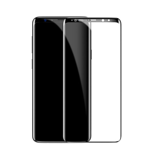 3D Surface Tempered Glass For Samsung