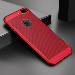 Ultra Slim Phone Case For iPhone +Heat Dissipation