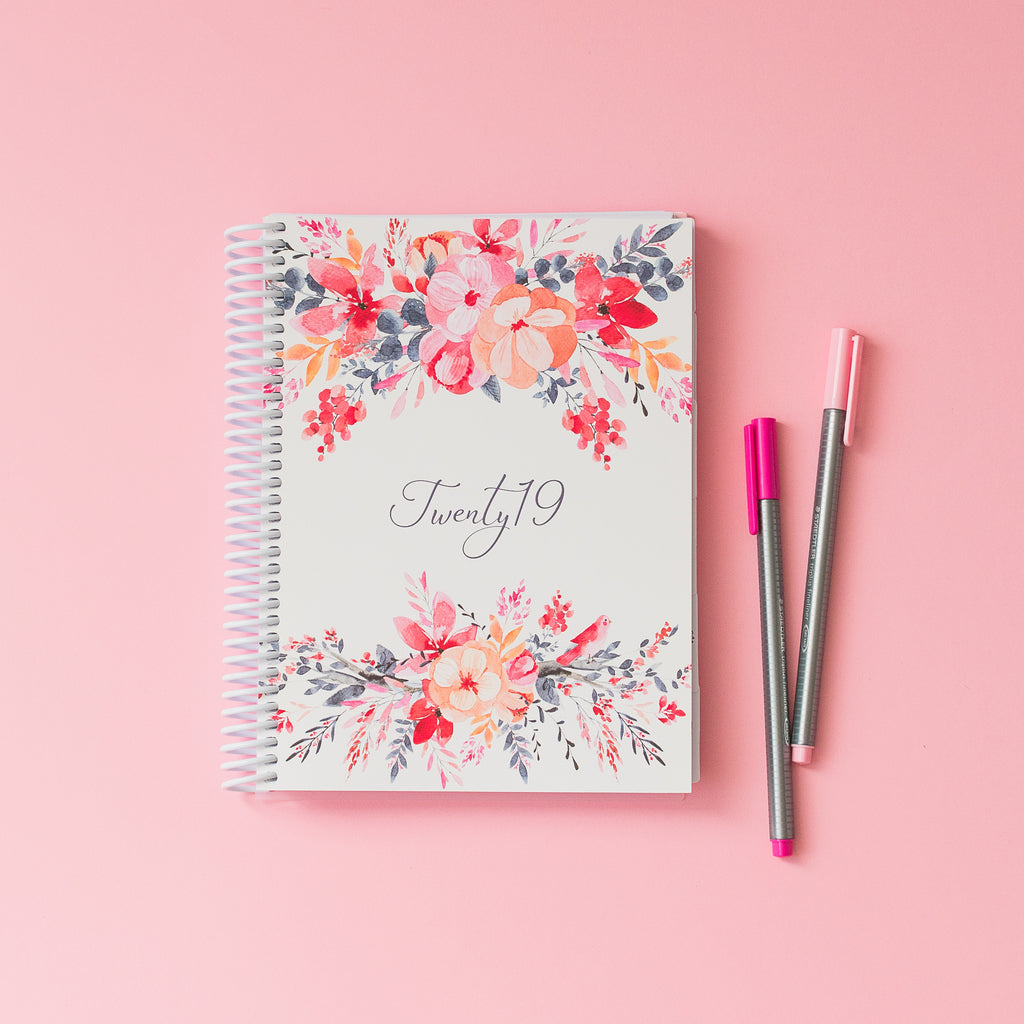Customised Diaries and planners