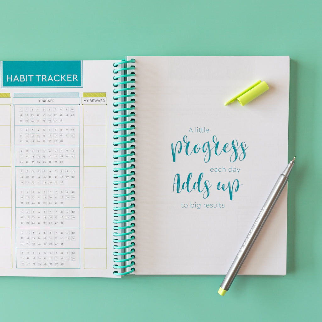 Fitness Planner Health & Wellness Diary