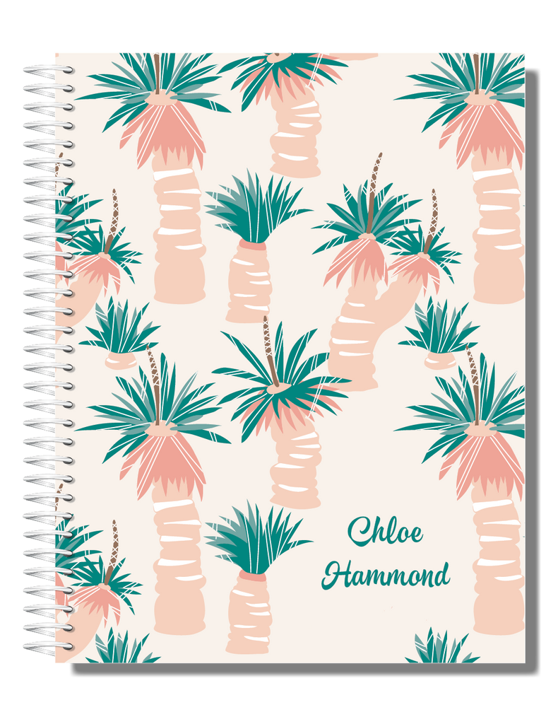 Grass Trees | 2021 Personalised Planner