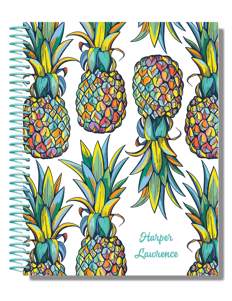 Pina Colada | 2021 Personalised Planner