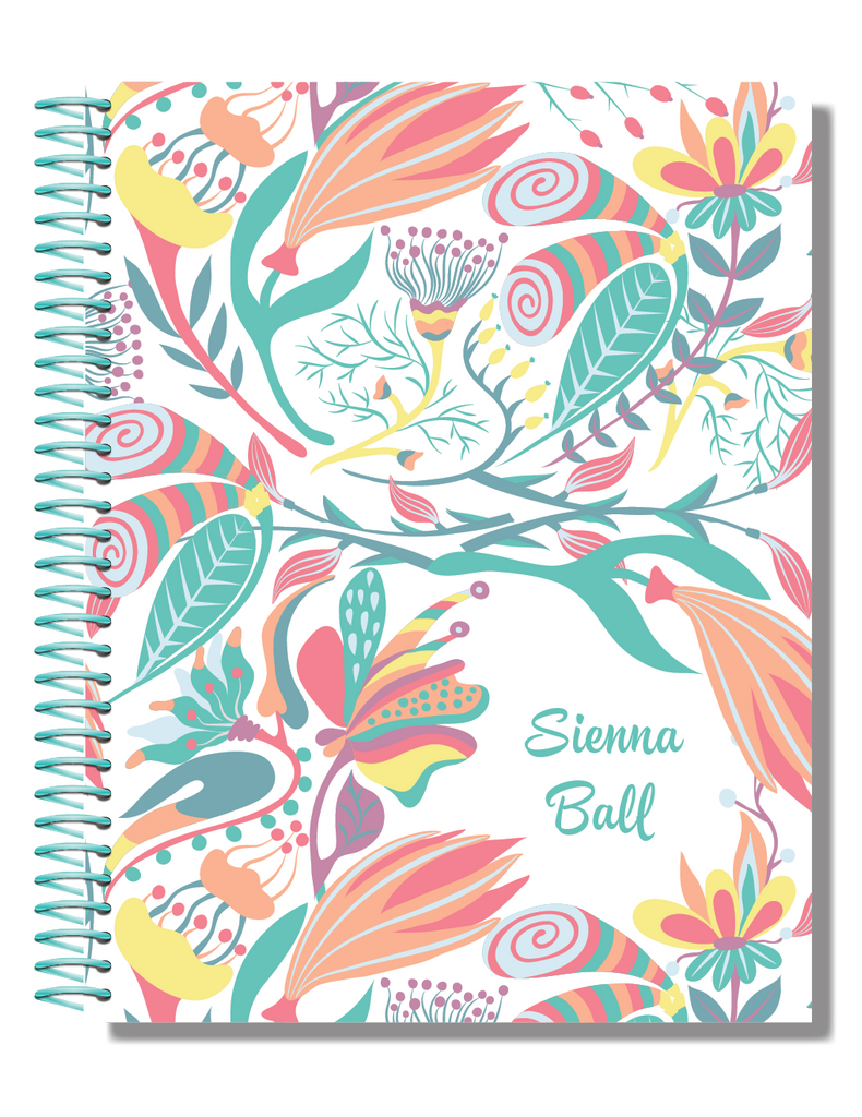 Wonderland | 2021 Personalised Planner