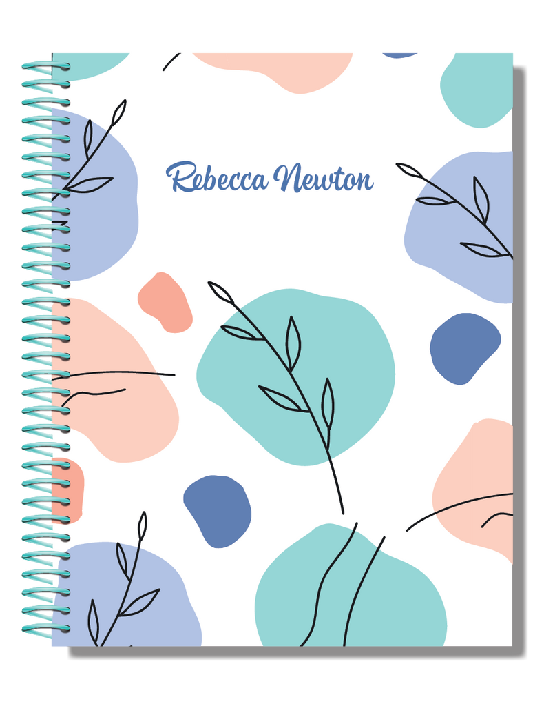 Fun & Funky | 2021 Personalised Planner