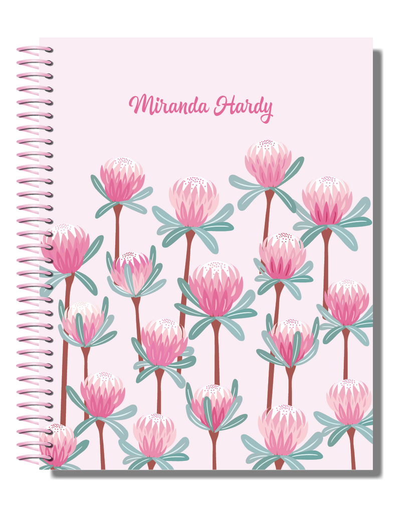Proteas | 2021 Personalised Planner