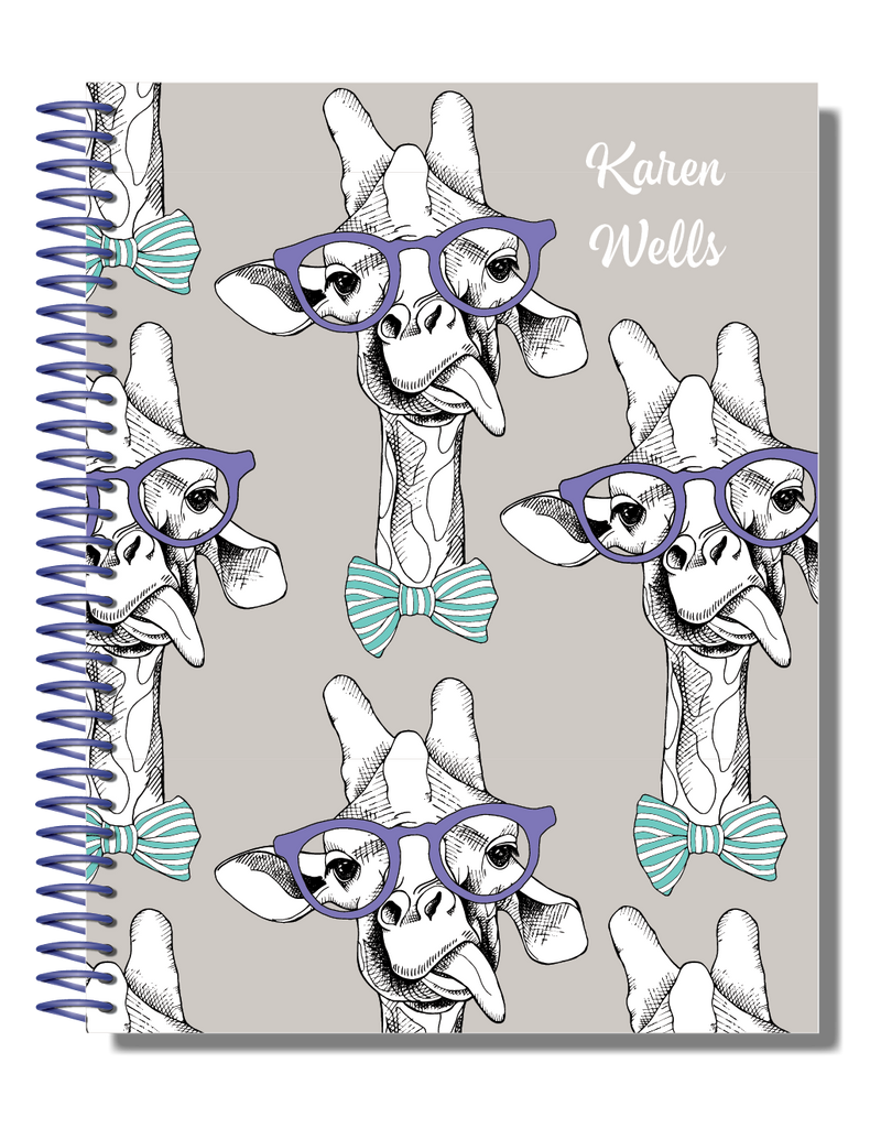 Betty | 2021 Personalised Planner