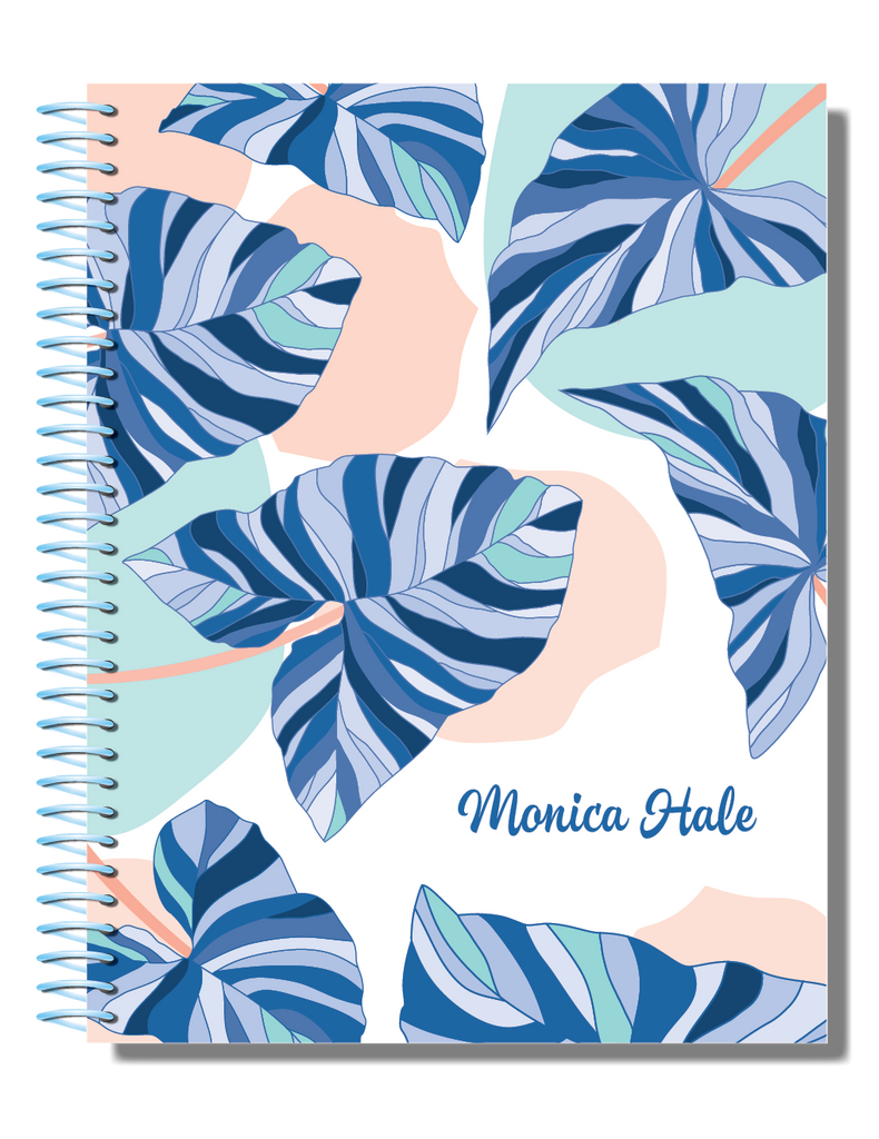 Fiddleleaf | 2021 Personalised Planner