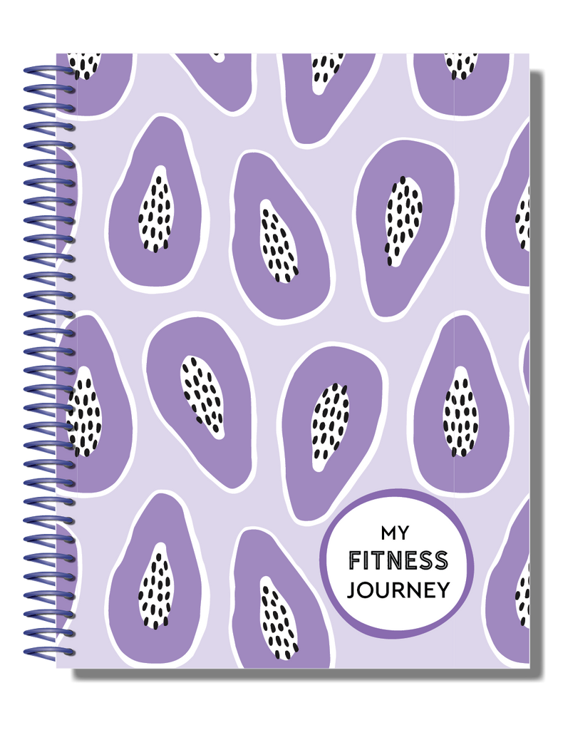 'Shake your booty' Fitness Planner