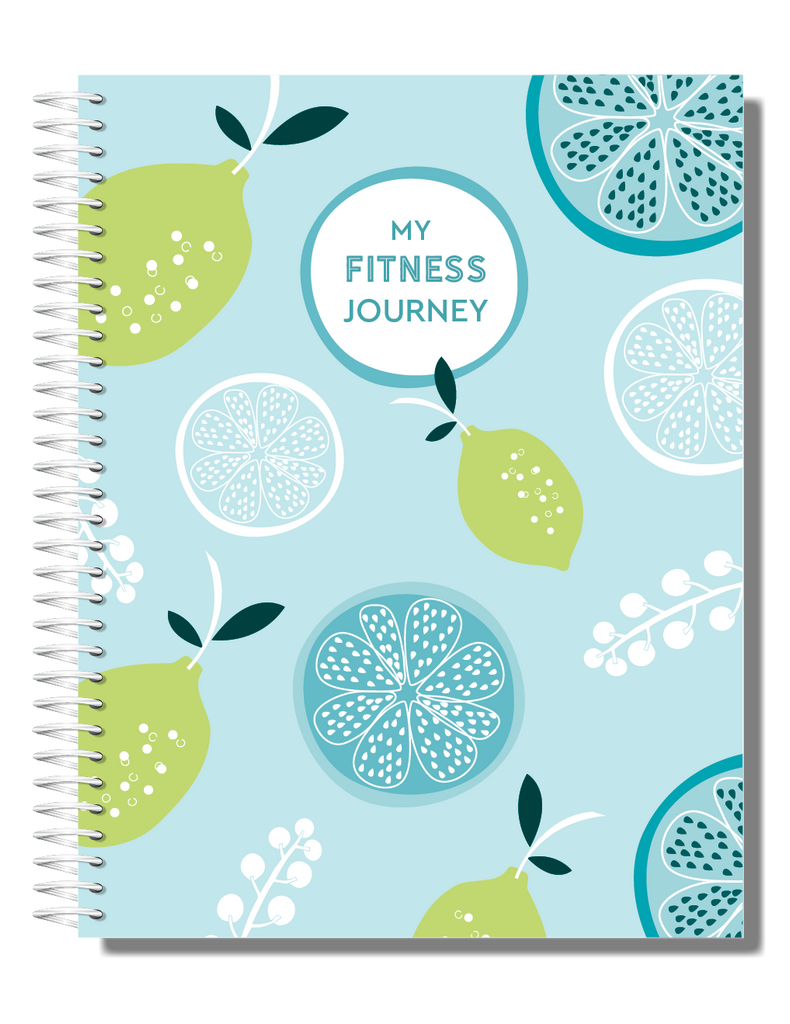 'Smile & sweat' Fitness Planner