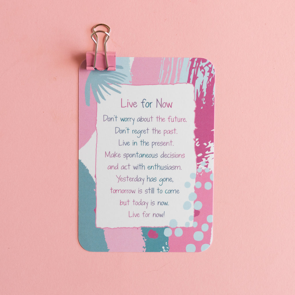 'Happy Life' Affirmation Cards