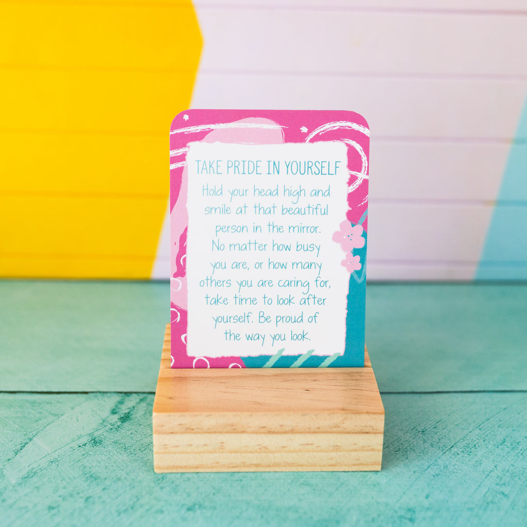 'Happy Work' Affirmation Cards