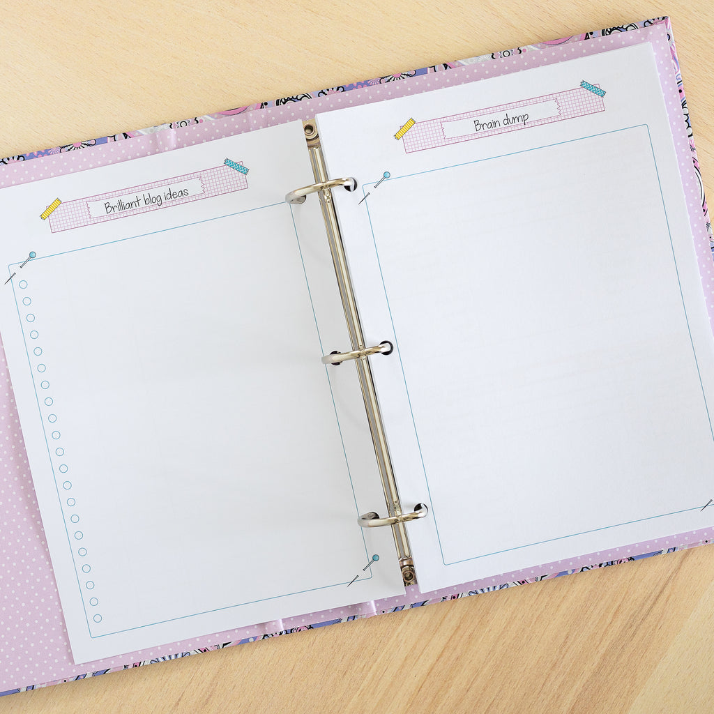 The Big Business Bundle | Binder Planner Inserts