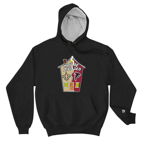 Premium Adult House Divided Saints/Falcons Max Hoodie