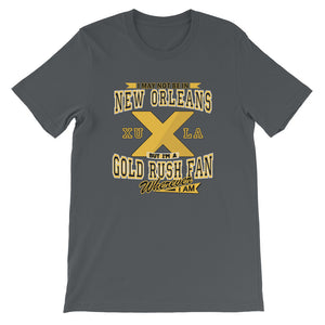 Premium Adult Wherever I Am- Xavier Gold Rush T-Shirt (SS)