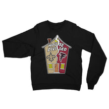 Load image into Gallery viewer, Adult Unisex House Divided Saints/Falcons Sweatshirt