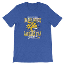 Load image into Gallery viewer, Premium Adult Wherever I Am- Southern Jaguars T-Shirt (SS)