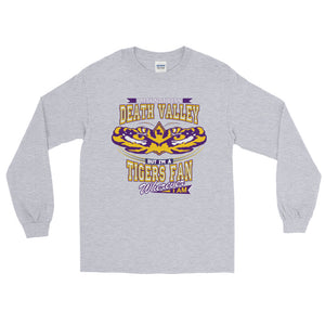 Adult Wherever I Am- LSU Tigers T-Shirt (LS)