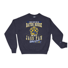 Load image into Gallery viewer, Premium Adult Wherever I Am- Southern Jaguars Crewneck Sweatshirt