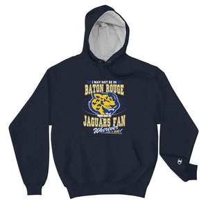 Premium Adult Wherever I Am - Southern Jaguars Max Hoodie