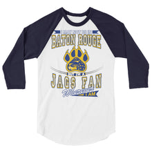 Load image into Gallery viewer, Adult Wherever I Am- Southern Jaguars Shirt (3/4 Sleeve)