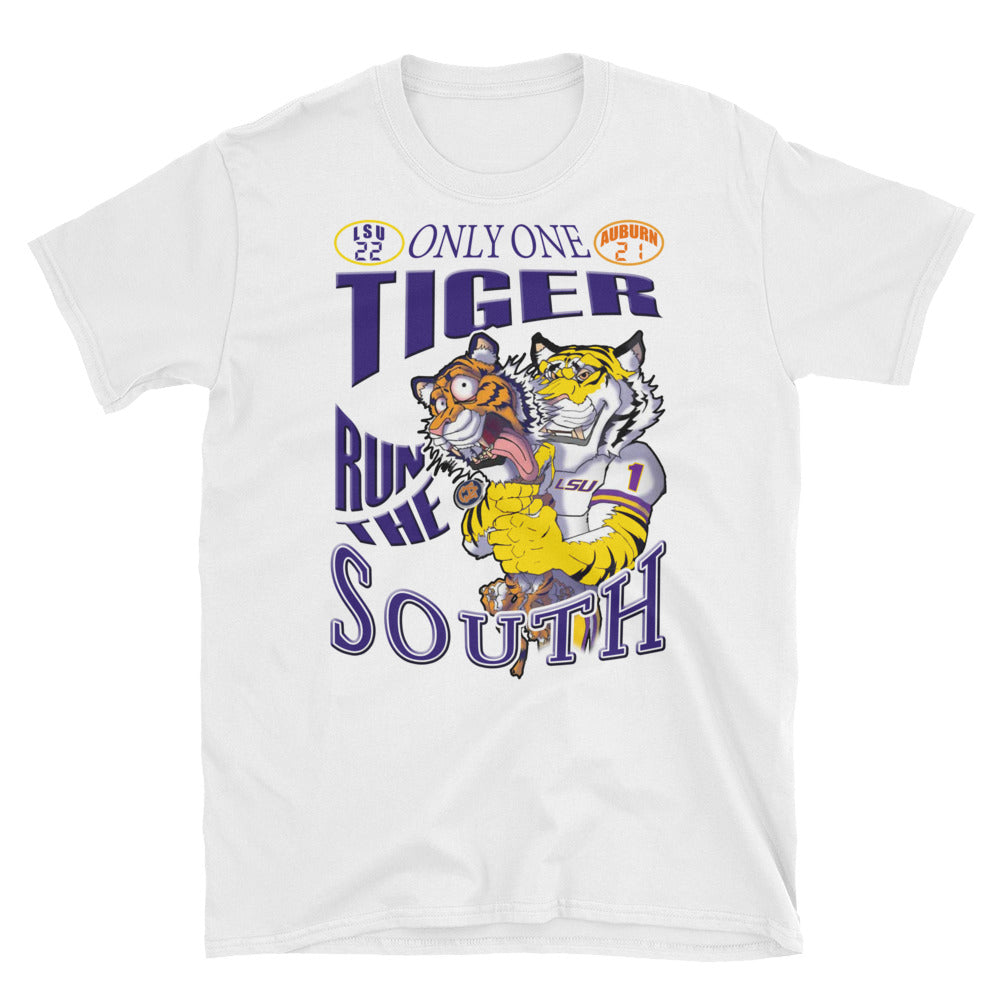 Adult LSU vs Auburn 2018 T-Shirt (SS)