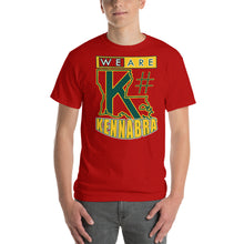 Load image into Gallery viewer, Adult Short-Sleeve We Are Kennabra T-Shirt