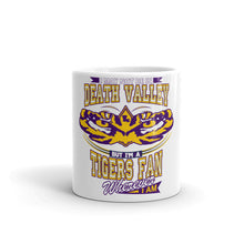 Load image into Gallery viewer, Wherever I Am- LSU Tigers Glossy Coffee Mug