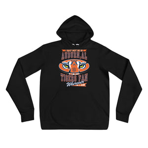 Premium Adult Wherever I Am- Auburn Tigers Hoodie