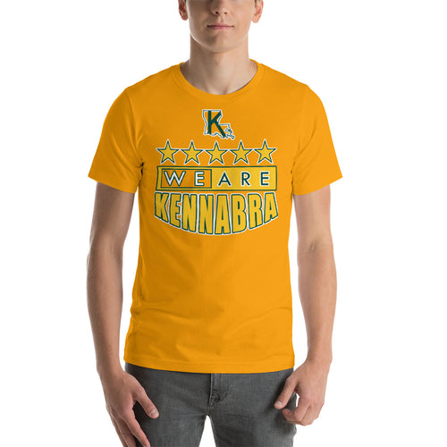 Premium Adult Short-Sleeve Unisex We Are Kennabra T-Shirt