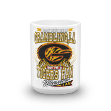 Load image into Gallery viewer, Wherever I Am- Grambling Tigers Glossy Coffee Mug