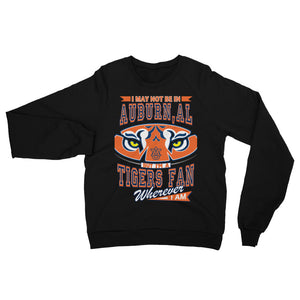 Adult Unisex Wherever I Am- Auburn Tigers Sweatshirt