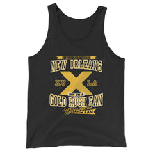Load image into Gallery viewer, Premium Adult Wherever I Am-Xavier Gold Rush Tank Top