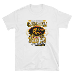 Adult Wherever I  Am- Grambling Tigers T-Shirt (SS)