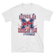Load image into Gallery viewer, Adult Wherever I Am- Ole Miss Unisex T-Shirt (SS)