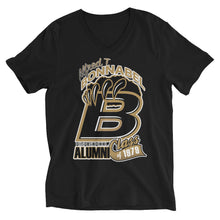 Load image into Gallery viewer, Premuim Adult Unisex Short Sleeve V-Neck Bonnable H.S. Alumni Class 1979T-Shirt
