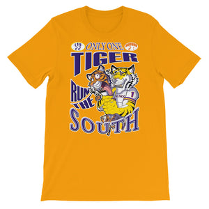 Premium Adult LSU vs Auburn 2018 T-Shirt (SS)