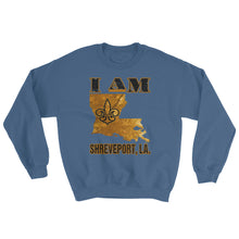 Load image into Gallery viewer, Adult I Am- Shreveport Crewneck Sweatshirt