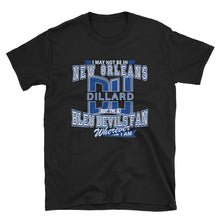 Load image into Gallery viewer, Adult Short-Sleeve Dillard Fan Wherever I Am Unisex T-Shirt